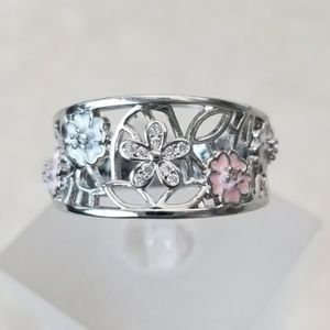 To The Moon and Back Ring